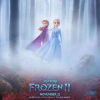 É preciso abusar da criatividade para criar um vestido de Anna e Elsa; Frozen 2 vem aí