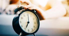 Colocar rotina nas crianças durante as férias pode ser uma boa. Hora para dormir!