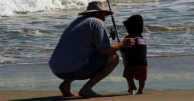 Cada gesto, cada palavra, nossos filhos estão de olho em tudo o que fazemos