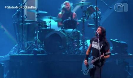 Foo Fighters show Rock in Rio 2019