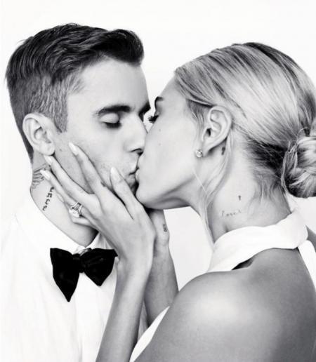 Justin Bieber e Hailey Baldwin casamento