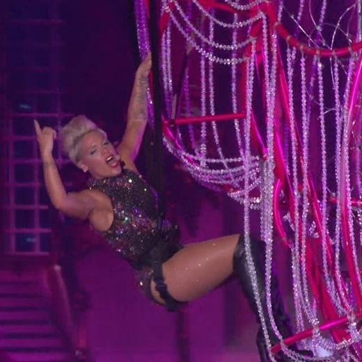 Pink Rock in Rio 2019 fotos