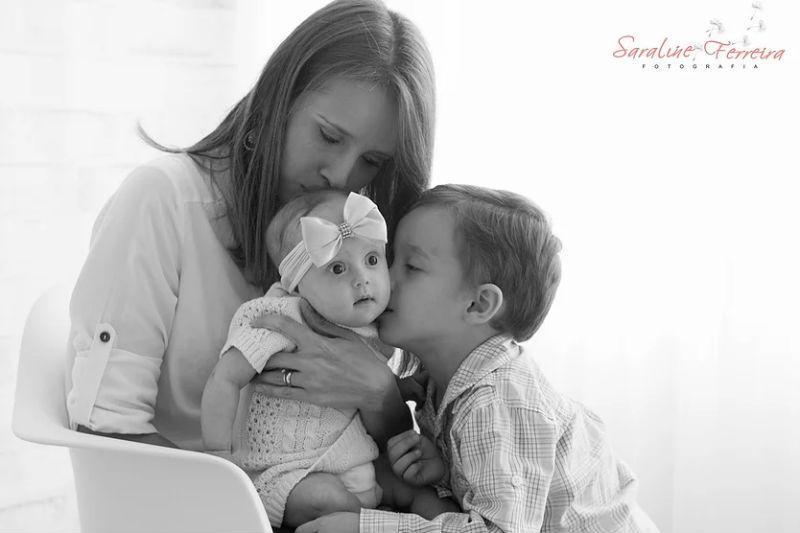 Gabriela Torres e filhos Mãe de Verdade Rotina Mãe Produtiva