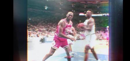 Michael Jordan no Chicago Bulls no documentário Arremesso Final da Netflix