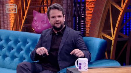 Selton Mello em entrevista ao Lady Night na Rede Globo