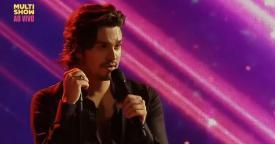 Live de Dia dos Namorados do Luan Santana na Globo e no Multishow (Foto: Reprodução/ Multishow)